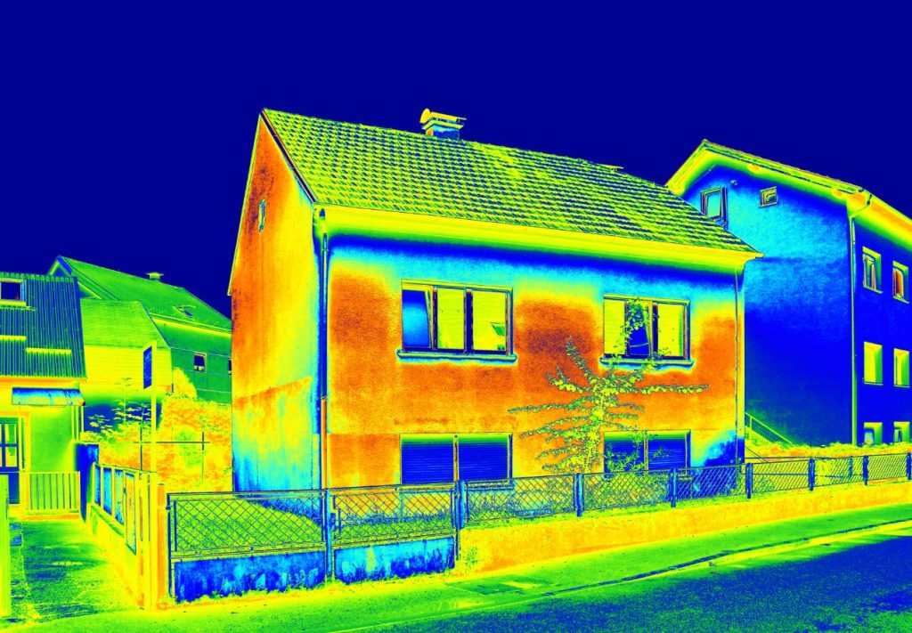 thermal imaging infrared Frederick MD